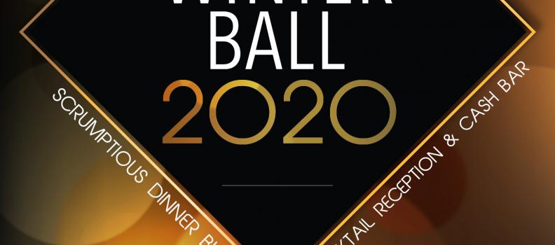 SLANE Winter Ball 2020 Raffle Ticket